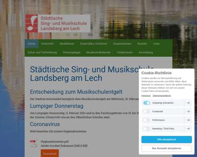 Screenshot (small) https://www.musikschule-landsberg.de