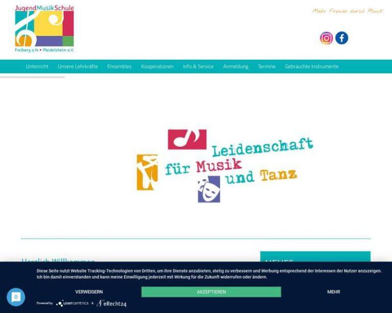 Screenshot (middle) http://www.jms-mosaik.de