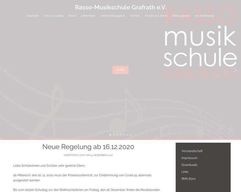 Screenshot (middle) http://www.rms-grafrath.de