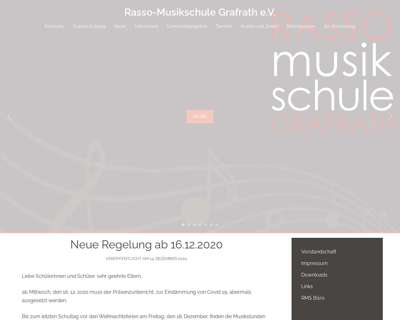 Screenshot (small) http://www.rms-grafrath.de