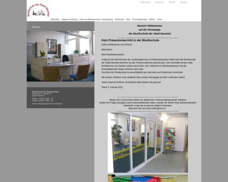 Screenshot (middle) http://www.musikschule-neuwied.de