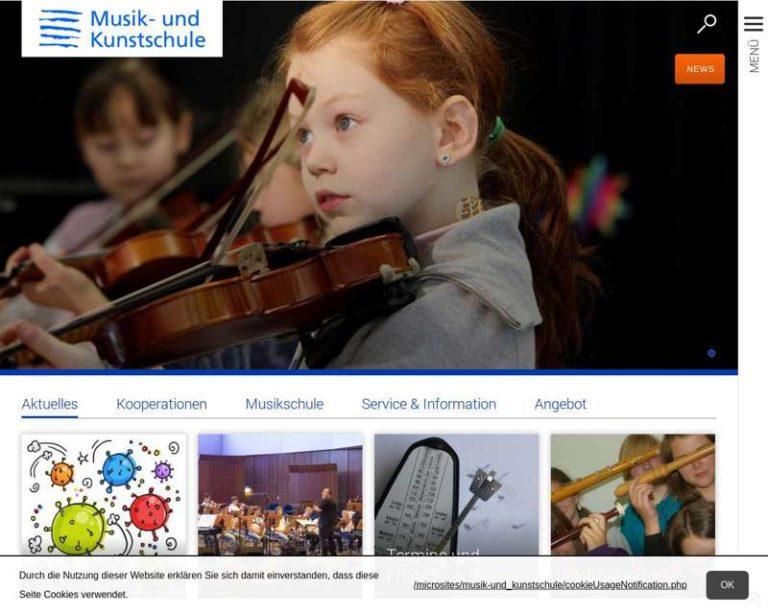 Screenshot (middle) http://www.duisburg.de/mks