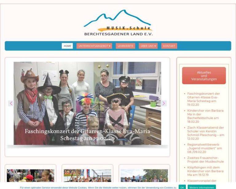Screenshot (middle) http://www.musikschulebgl.de