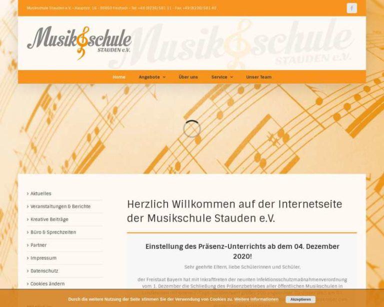 Screenshot (middle) http://www.musikschule-stauden.de/