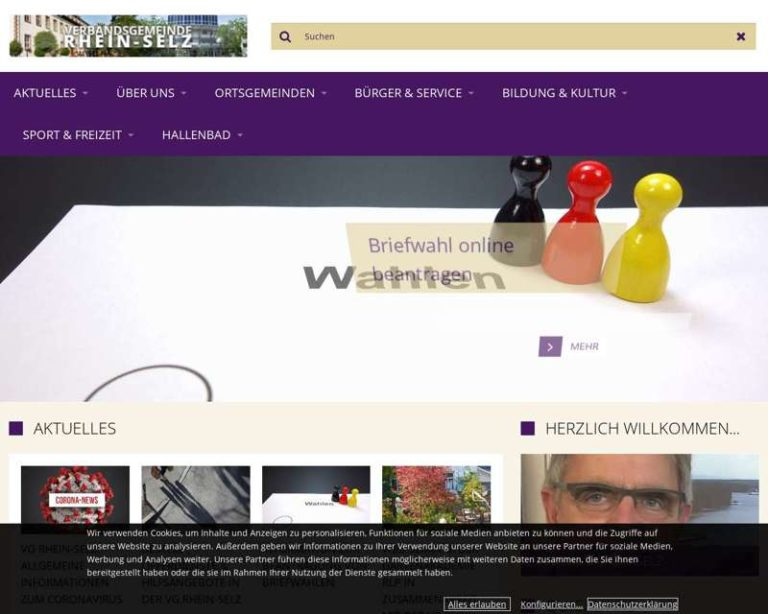 Screenshot (middle) http://www.vg-rhein-selz.de