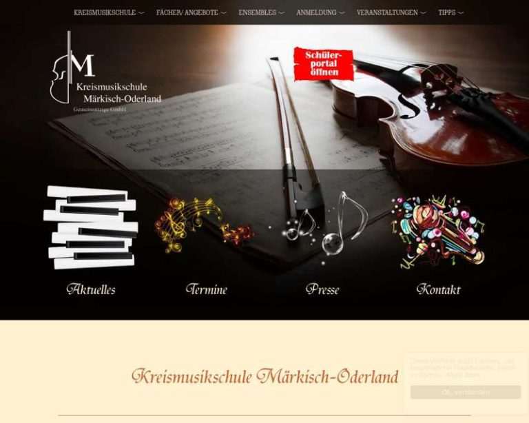 Screenshot (middle) http://www.kreismusikschule-mol.de