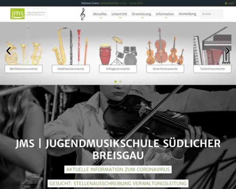 Screenshot (middle) http://www.jms-breisgau.de