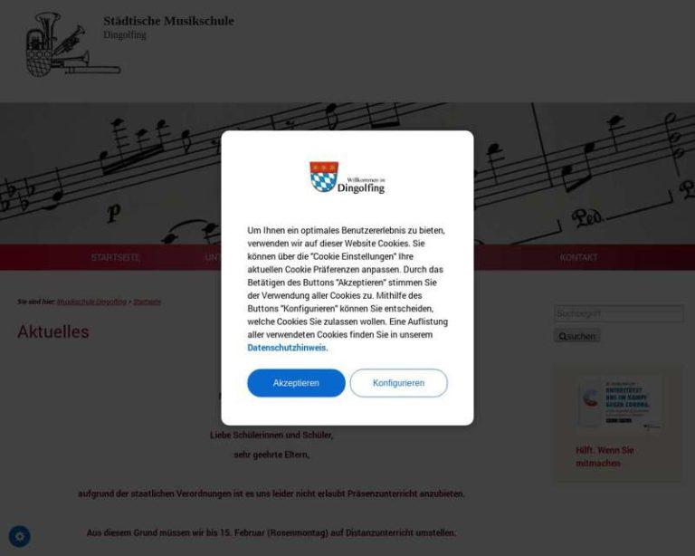 Screenshot (middle) http://www.musikschule-dingolfing.de