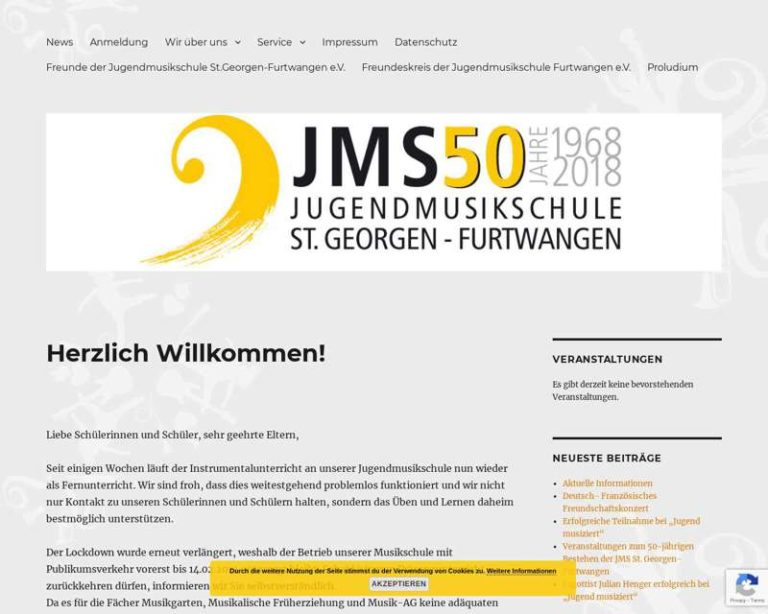 Screenshot (middle) http://www.jugendmusikschulen.de