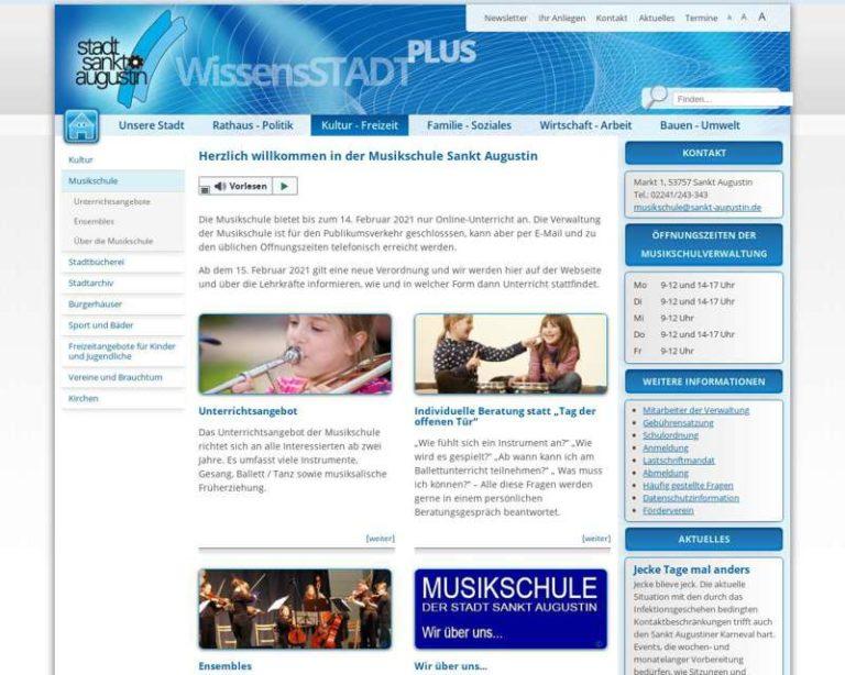 Screenshot (middle) http://www.sankt-augustin.de/musikschule