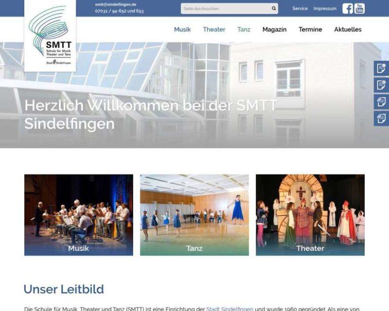 Screenshot (middle) http://www.smtt.de