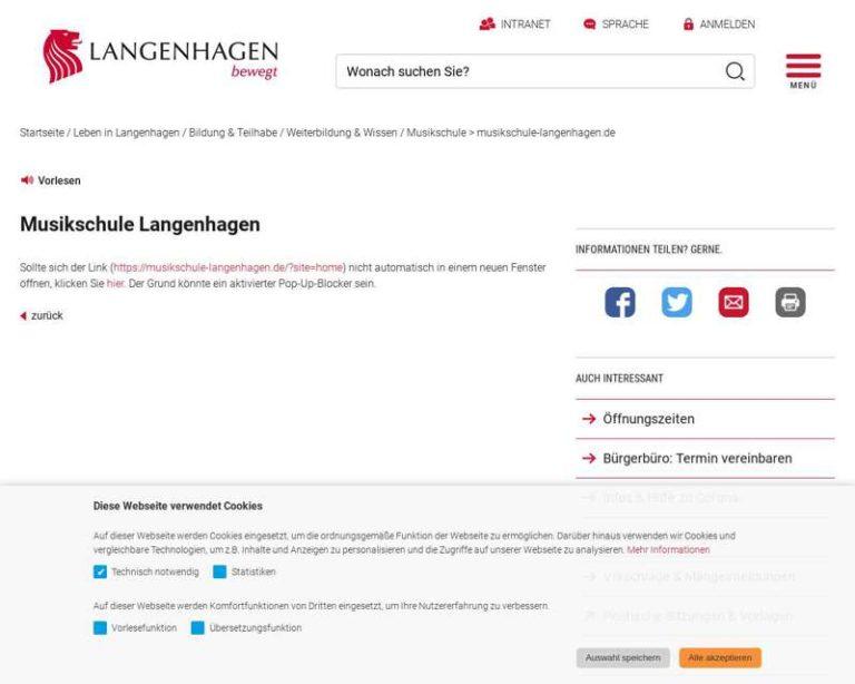 Screenshot (middle) http://www.langenhagen.de/musikschule