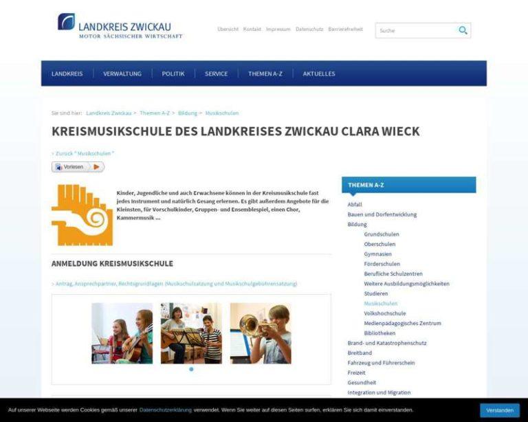 Screenshot (middle) http://www.landkreis-zwickau.de/kreismusikschule