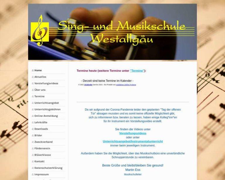 Screenshot (middle) http://www.musikschule-westallgaeu.de