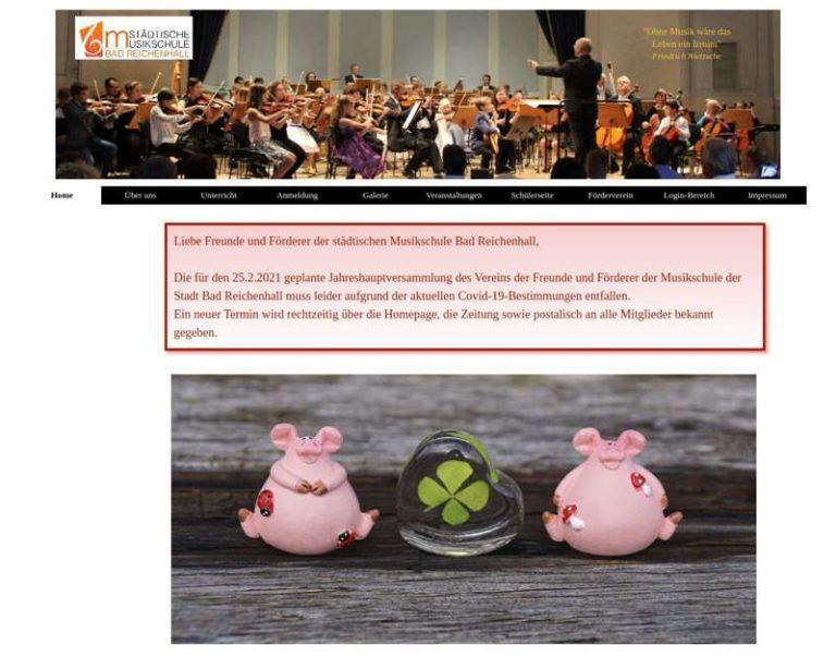 Screenshot (middle) http://www.musikschule-bad-reichenhall.de/