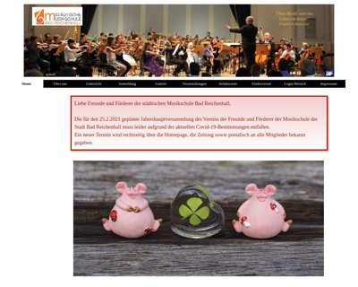 Screenshot (small) http://www.musikschule-bad-reichenhall.de/