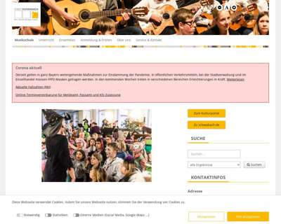 Screenshot (small) http://www.schwabach.de/musikschule
