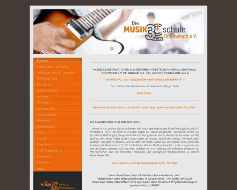 Screenshot (middle) http://www.musikschule-rodewisch.de