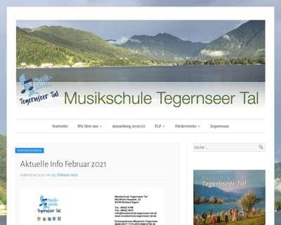 Screenshot (small) http://www.musikschule-tegernseer-tal.de