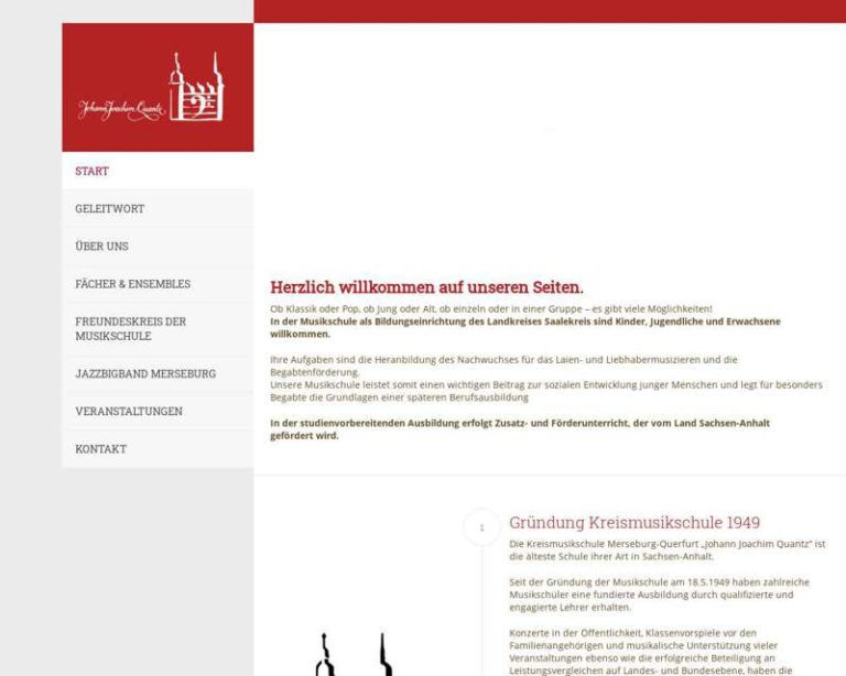 Screenshot (middle) http://www.musikschule-merseburg.de/