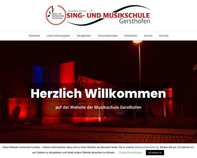 Screenshot (middle) http://www.musikschule-gersthofen.de