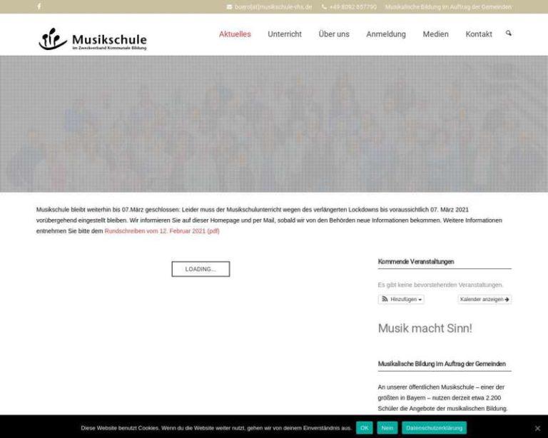 Screenshot (middle) http://www.musikschule-vhs.de