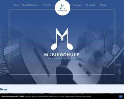 Screenshot (small) http://www.musikschule-vierstaedtedreieck.de
