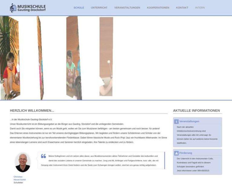 Screenshot (middle) http://www.musikschule-gauting-stockdorf.de