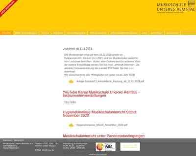 Screenshot (small) http://www.msur.de
