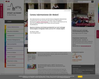 Screenshot (small) http://www.altdorf.de