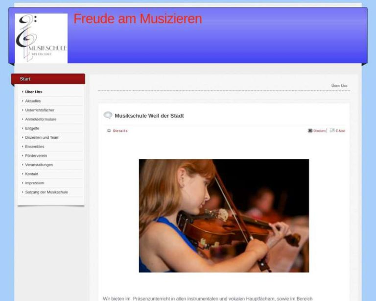 Screenshot (middle) http://www.mswds.de