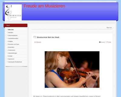 Screenshot (small) http://www.mswds.de