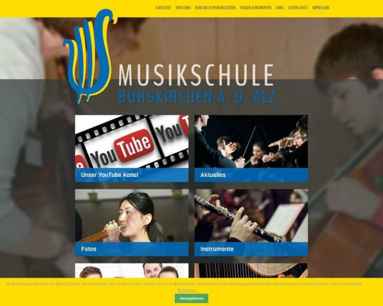 Screenshot (middle) http://www.musikschule-burgkirchen.de