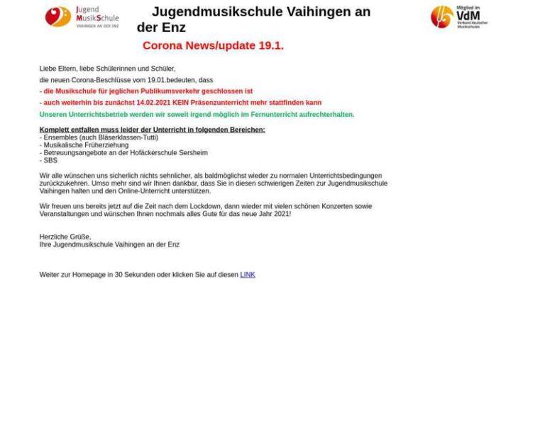 Screenshot (middle) http://www.jugendmusikschule-vaihingen.de