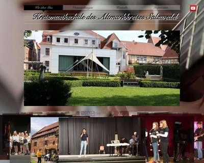 Screenshot (small) http://www.musikschule-salzwedel.de