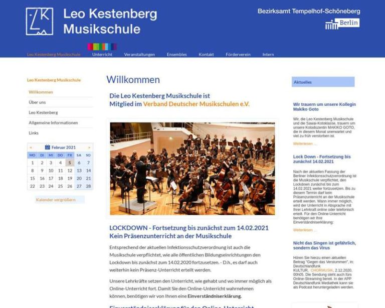 Screenshot (middle) http://www.lkms.de