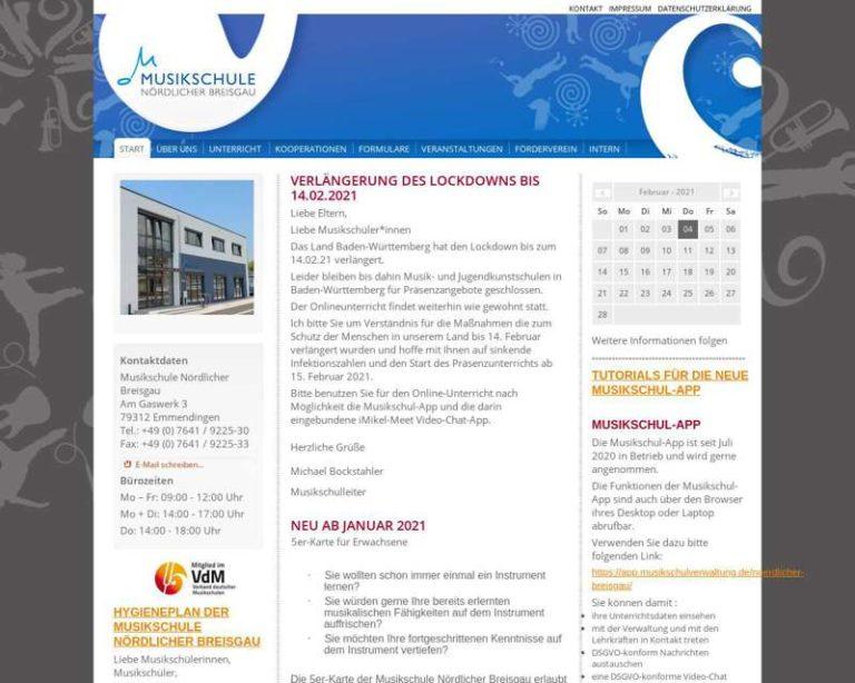 Screenshot (middle) http://www.musikschule-em.de
