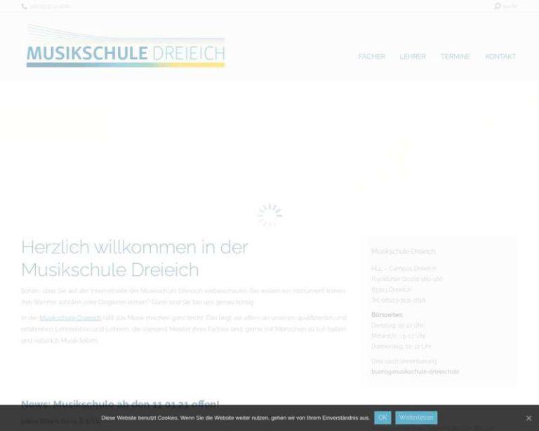 Screenshot (middle) http://www.musikschule-dreieich.de