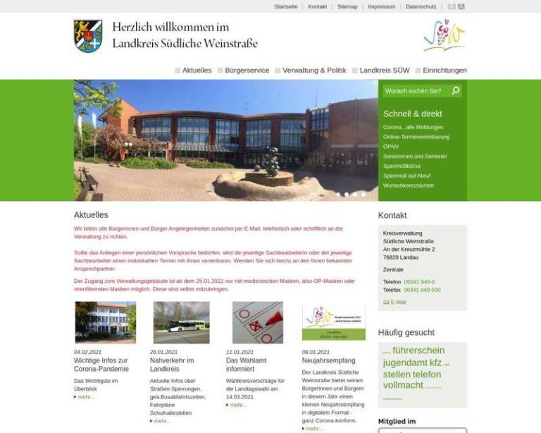 Screenshot (middle) http://www.suedliche-weinstrasse.de