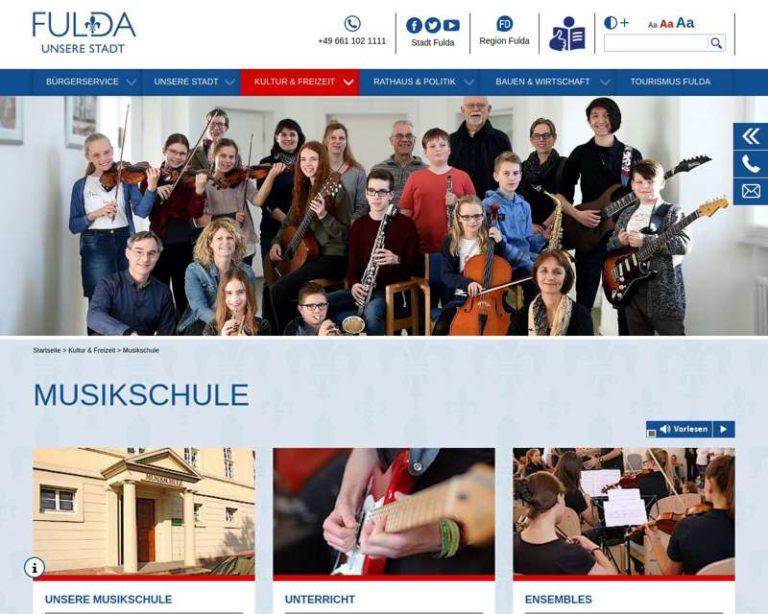 Screenshot (middle) http://www.musik-fulda.de