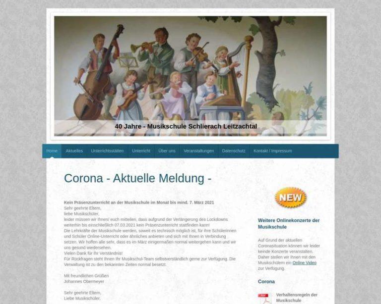 Screenshot (middle) http://www.musikschule-sl.de