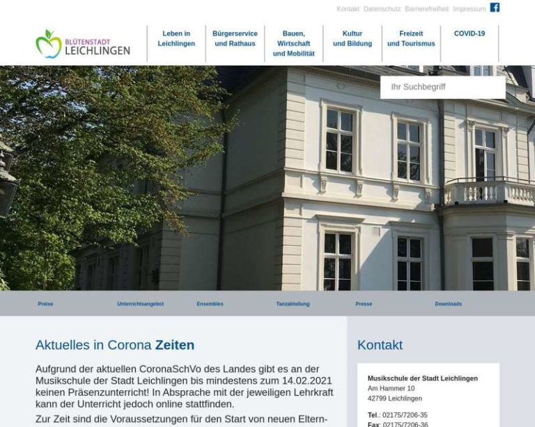 Screenshot (middle) https://www.leichlingen.de/kultur-und-bildung/musikschule