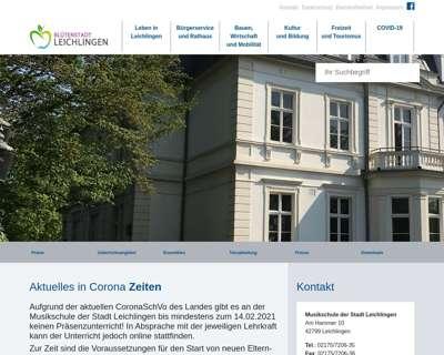 Screenshot (small) https://www.leichlingen.de/kultur-und-bildung/musikschule