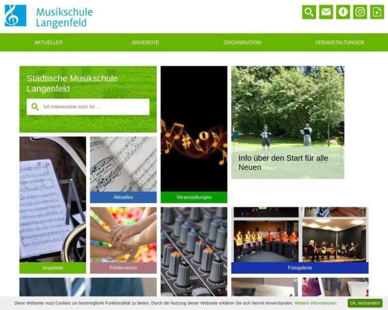 Screenshot (middle) http://www.musikschule-langenfeld.de
