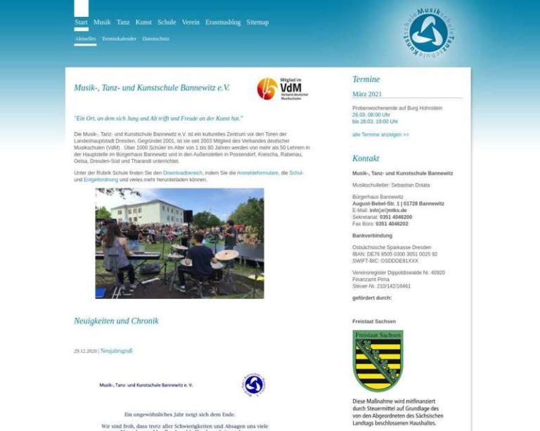 Screenshot (middle) http://mtks.de