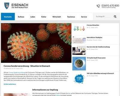 Screenshot (small) http://www.eisenach.de/Musikschule.808.0.html