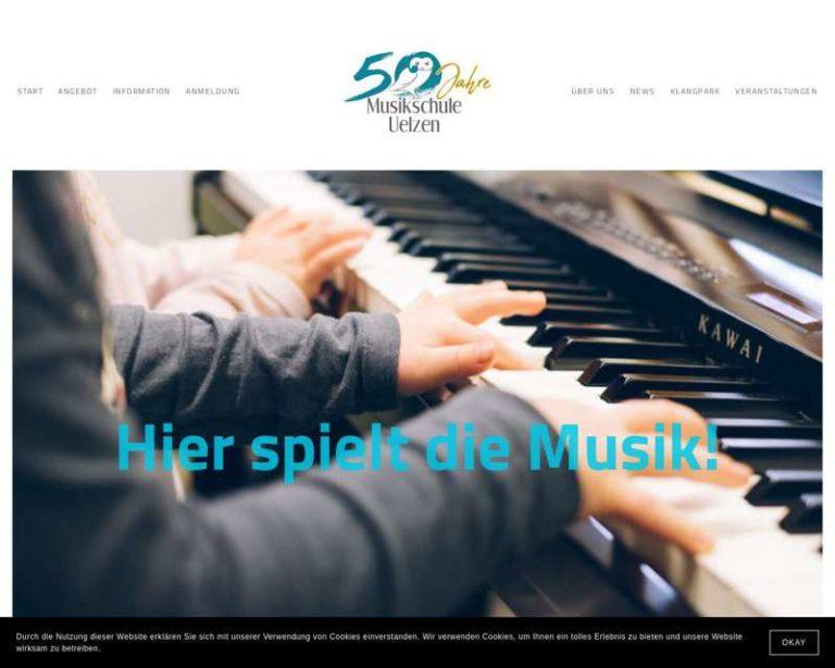 Screenshot (middle) http://www.musikschule-uelzen.de