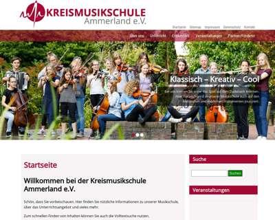 Screenshot (small) http://www.kms-ammerland.de