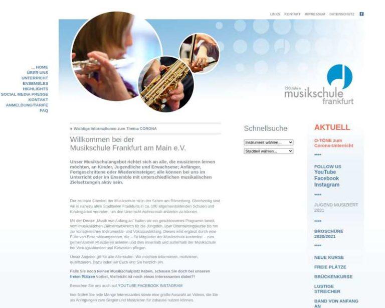 Screenshot (middle) http://www.musikschule-frankfurt.de