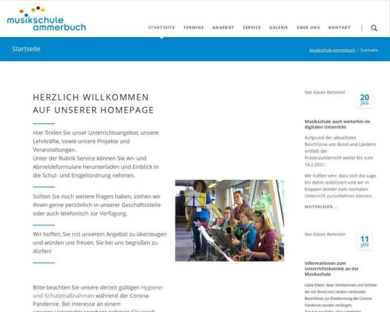 Screenshot (middle) http://www.ms-ammerbuch.de